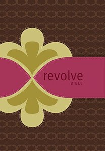 Ncv Revolve Bible Chocolate/Raspberry/Biscuit