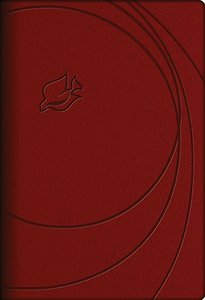 NLT New Spirit-Filled Life Bible Indexed Red