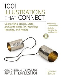 1001 Illustrations That Connect (With Cd-rom)