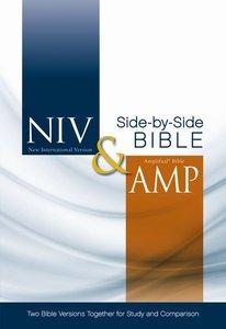 NIV Amplified Side-By-Side Bible