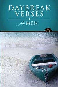 Daybreak: Verses For Men (Daybreak Books Series)