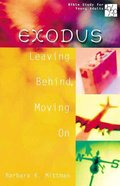 Exodus (20/30 Bible Study For Young Adults Series)