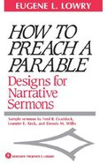 How to Preach a Parable (Abingdon Preachers Library Series)