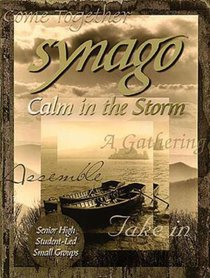 Calm in the Storm (Leader Guide) (Synago Small-group Resources Series)