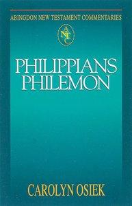 Philippians and Philemon (Abingdon New Testament Commentaries Series)