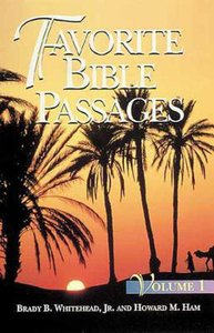 Favorite Bible Passages Volume 1 (Student Book)