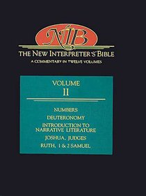 Deuteronomy-Samuel (#02 in New Interpreters Bible Series)