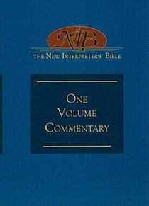 One Volume Commentary (New Interpreters Bible Series)
