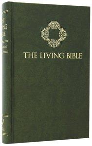 Lbp Paraphrase Green (Black Letter Edition) (Red Letter Edition) (Original Living Bible)