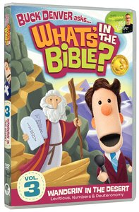 Wanderin in the Desert (2011) (#03 in Whats In The Bible Series)