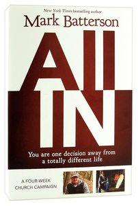 All in (Curriculum Kit)