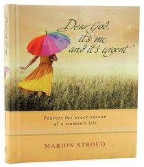 Dear God, Its Me and Its Urgent