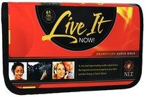 NLT Live It Now! Complete Dramatized Audio Bible (61 Cds)