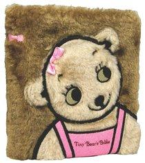 Tiny Bears Bible (Faux Fur) (Pink)