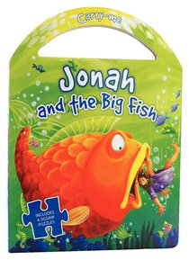Jonah and the Big Fish (Carry Me Puzzle Book Series)