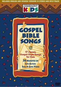 Gospel Bible Songs (Kids Classics Series)