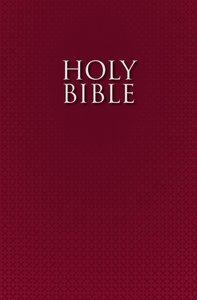 NIRV Bible For Esl Readers Red