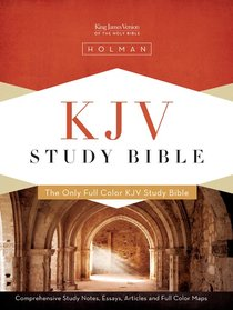 KJV Study Bible Lavender