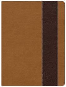 NKJV Holman Study Bible Suede/Chocolate