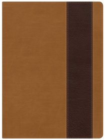 NKJV Holman Study Bible Indexed Suede/Chocolate