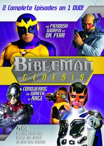 Bibleman Genesis #03 (2 in 1) (Bibleman Genesis Series)