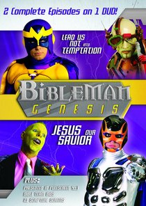 Bibleman Genesis #05 (2in1) (Bibleman Genesis Series)
