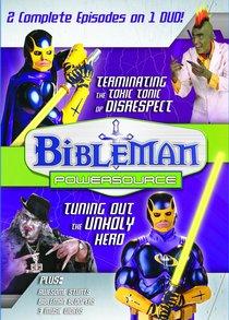 Bibleman Powersource (2in1) (Bibleman Powersource Series)