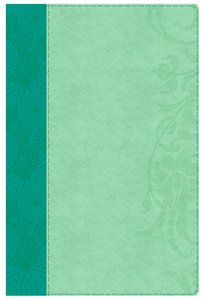HCSB Study Bible For Women Teal/Aqua