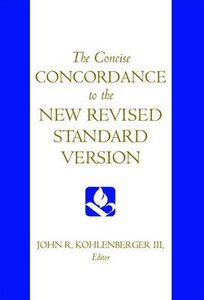 NRSV Concise Concordance