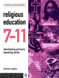Religious Education 7-11