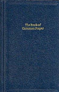 Book of Common Prayer Standard Edition Dark Blue
