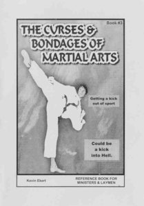 The Curses and Bondages of Martial Arts (Counsellor Edition)