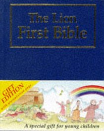 The Lion First Bible (Gift Edition Blue)