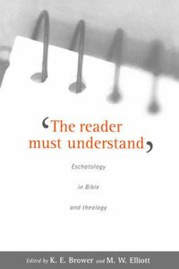The Reader Must Understand