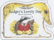 Badgers Lovely Day (Oaktree Wood Series)