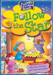 Follow the Star (Poster Sticker Book Series)