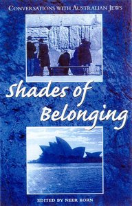 Shades of Belonging: Converstaions With Australian Jews