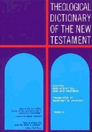Theological Dict NT (Volume 9) (Theological Dictionary Of The New Testament Series)