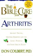 Arthritis (Bible Cure Series)