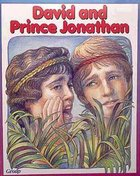 David & Prince Jonathan (Bible Big Book Series)