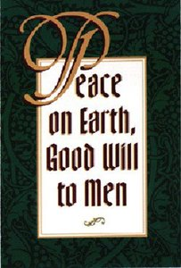 Peace on Earth (25 Pack)