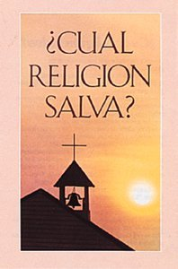 Which Church Saves? (25 Pack) (Spanish)