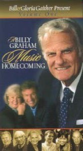 A Billy Graham Music Homecoming (Volume 1) (Gaither Gospel Series)