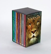 Chronicles of Narnia, the Movie Rack Edition (Boxed Set) (Chronicles Of Narnia Series)