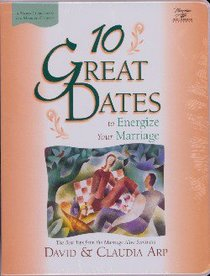 10 Great Dates to Energize Your Marriage (Curriculum Kit)