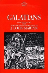 Anchor: Galatians (#33A in Anchor Bible Commentaries Series)