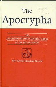 NRSV Apocrypha Red