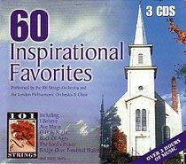 60 Inspirational Favorites (3 Cd Boxed Set)