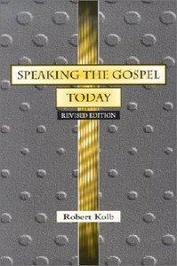 Speaking the Gospel Today
