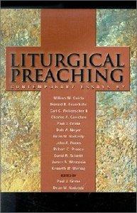 Liturgical Preaching